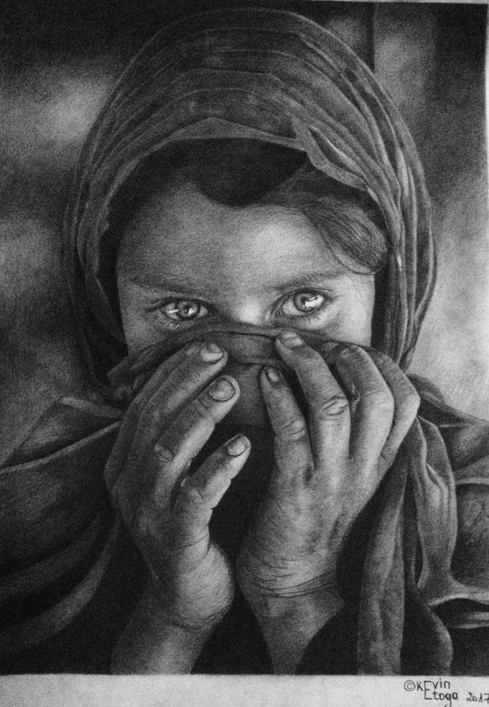 Sharbat Gula par Blackdenzel237